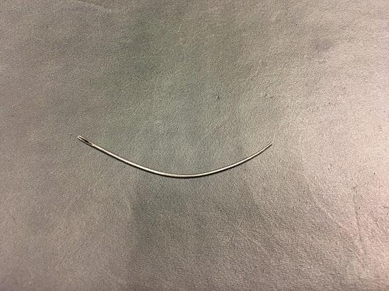 すくい縫いようの金針