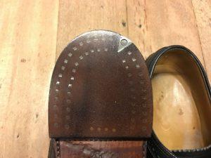 靴底の化粧釘