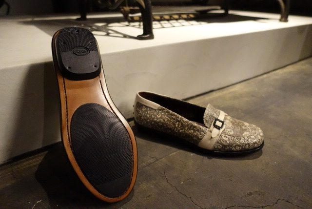 Tod's | トッズ | 修理 | オールソール
